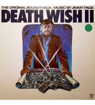 Jimmy Page - Death Wish II (The Original Soundtrack) (LP, Album) mesvinyles.fr