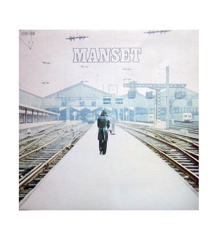 Manset* - Manset (LP, Album) mesvinyles.fr