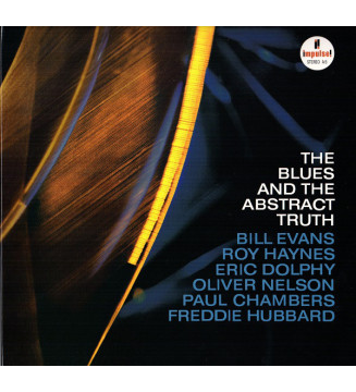 "Oliver Nelson - The Blues And The Abstract Truth (2x12"", Album, Ltd, RE, 180) mesvinyles.fr"