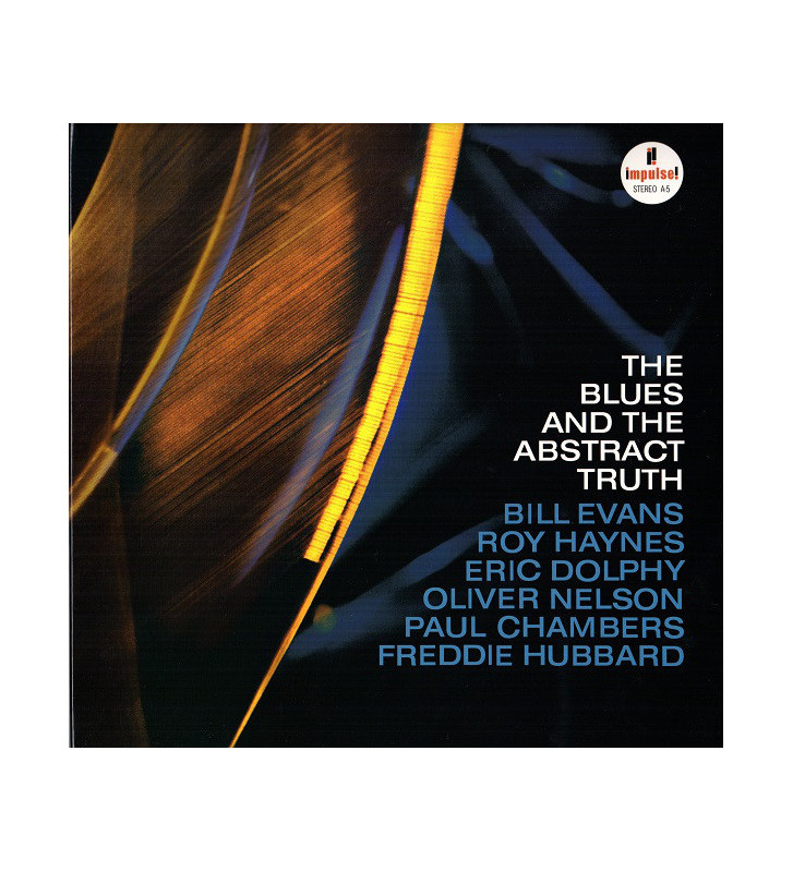 """Oliver Nelson - The Blues And The Abstract Truth (2x12"""", Album, Ltd, RE, 180) mesvinyles.fr"""
