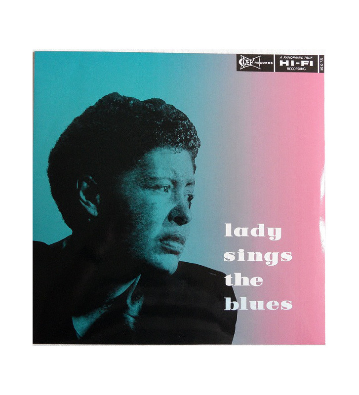 Billie Holiday - Lady Sings The Blues (LP, Album, RE, 180) mesvinyles.fr