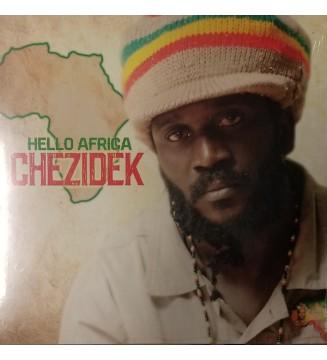 Chezidek - Hello Africa (LP) mesvinyles.fr