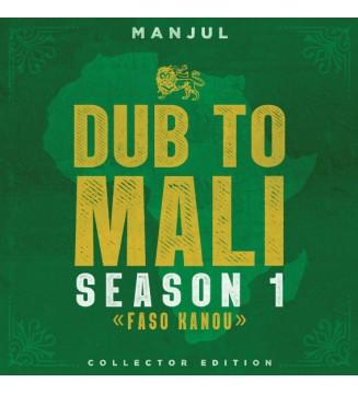 Manjul - Dub To Mali Season 1  (LP, Col) mesvinyles.fr