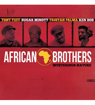 African Brothers (2) - Mysterious Nature (2xLP, Album, RE) mesvinyles.fr