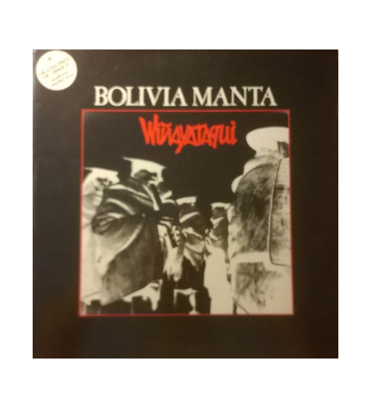Bolivia Manta - Wiayataqui mesvinyles.fr