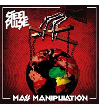 Steel Pulse - Mass  Manipulation (LP, Album) mesvinyles.fr