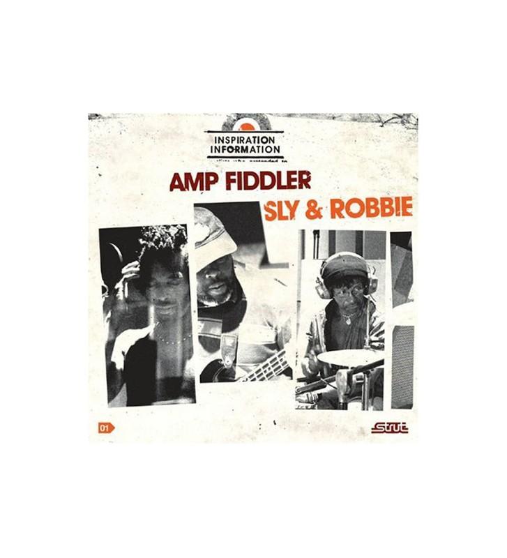 Amp Fiddler / Sly & Robbie - Inspiration Information (2xLP, Album) mesvinyles.fr