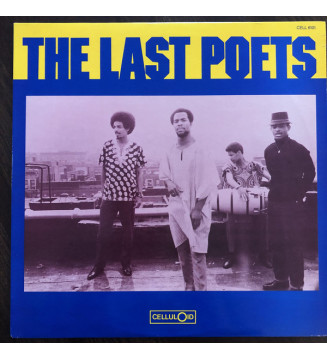 The Last Poets - The Last Poets (LP, Album, RE) mesvinyles.fr