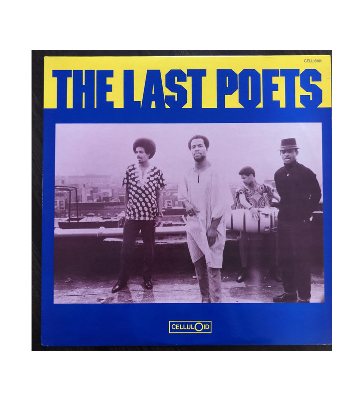 The Last Poets - The Last Poets (LP, Album, RE) mesvinyles.fr