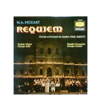 Wolfgang Amadeus Mozart - Requiem (LP) mesvinyles.fr