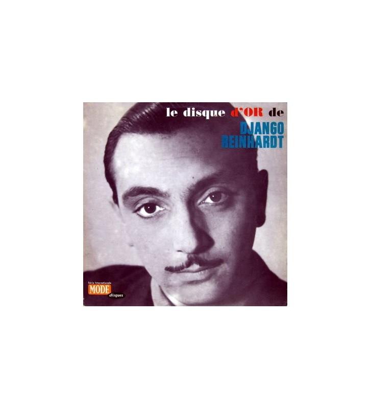 Django Reinhardt Avec Le Quintette Du Hot Club De France* - Le Disque D'Or De Django Reinhardt (LP, Comp) mesvinyles.fr