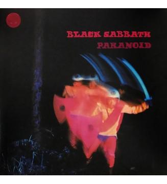 Black Sabbath - Paranoid (LP, Album, RE, Gat) mesvinyles.fr
