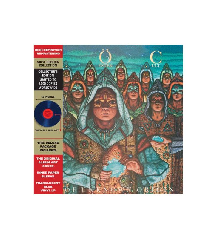 Blue Öyster Cult - Fire Of Unknown Origin (LP, Ltd, RE, RM, Blu) mesvinyles.fr