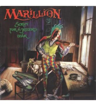 Marillion - Script For A Jester's Tear (LP, Album, Gat) mesvinyles.fr