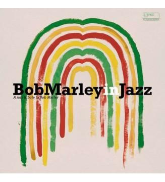 Lionel Eskenazi - Bob Marley in jazz (LP, Album) mesvinyles.fr