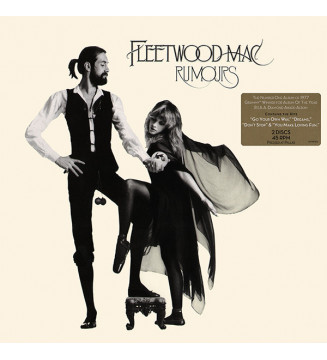 "Fleetwood Mac - Rumours (2x12"", Album, Ltd, RE, 180) mesvinyles.fr"