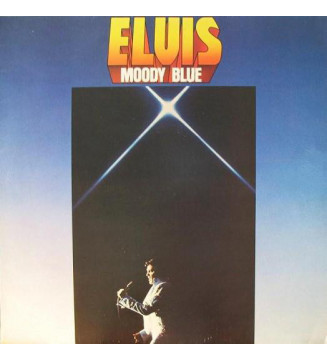 Elvis* - Moody Blue (LP, Album) mesvinyles.fr