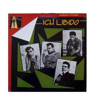 Ich Libido - Ich Libido (LP, MiniAlbum) mesvinyles.fr