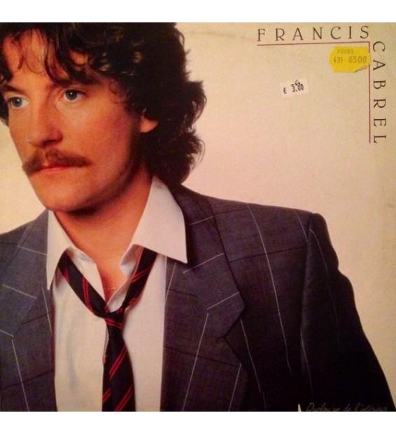 Francis Cabrel - Quelqu'Un De L'Intérieur (LP, Album)