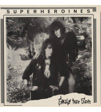 Superheroines* - Souls That Save (LP, Album) mesvinyles.fr