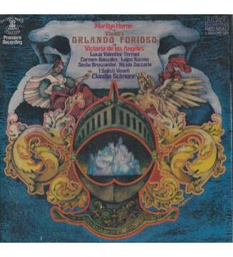 Marilyn Horne With Victoria De Los Angeles / Lucia Valentini Terrani / Carmen Gonzales (2) - Vivaldi's Orlando Furioso (3xLP) me