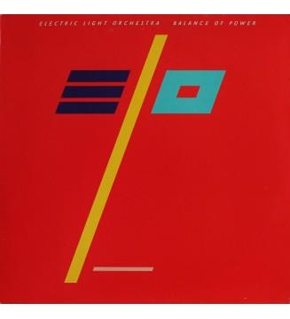 Electric Light Orchestra - Balance Of Power (LP, Album) mesvinyles.fr