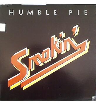Humble Pie - Smokin' (LP, Album, RM) mesvinyles.fr