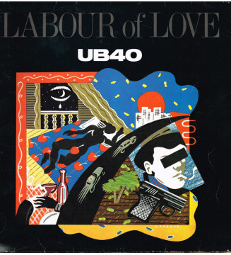 UB40 - Labour Of Love (LP, Album) mesvinyles.fr