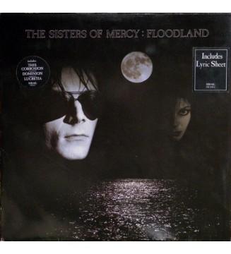 The Sisters Of Mercy - Floodland (LP, Album) mesvinyles.fr