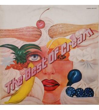 Cream (2) - The Best Of Cream (2xLP, Comp, Gat) mesvinyles.fr