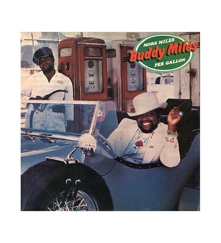 Buddy Miles - More Miles Per Gallon (LP, Album) mesvinyles.fr
