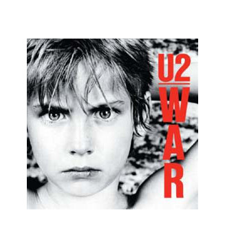 U2 - War (LP, Album, Gat) mesvinyles.fr