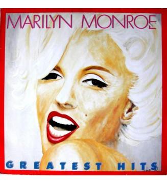 Marilyn Monroe - Greatest Hits (LP, Comp) mesvinyles.fr