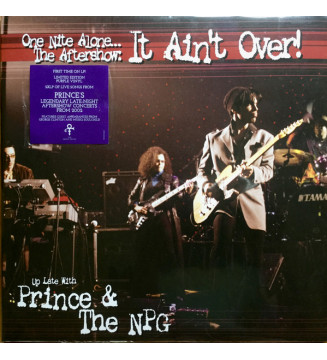 Prince & The NPG* - One Nite Alone... The Aftershow: It Ain't Over! (Up Late With Prince & The NPG) (2xLP, Album, Ltd, RE, Mar)