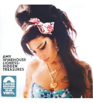 "Amy Winehouse - Lioness: Hidden Treasures (2x12"", Album, Ltd, Blu) mesvinyles.fr"