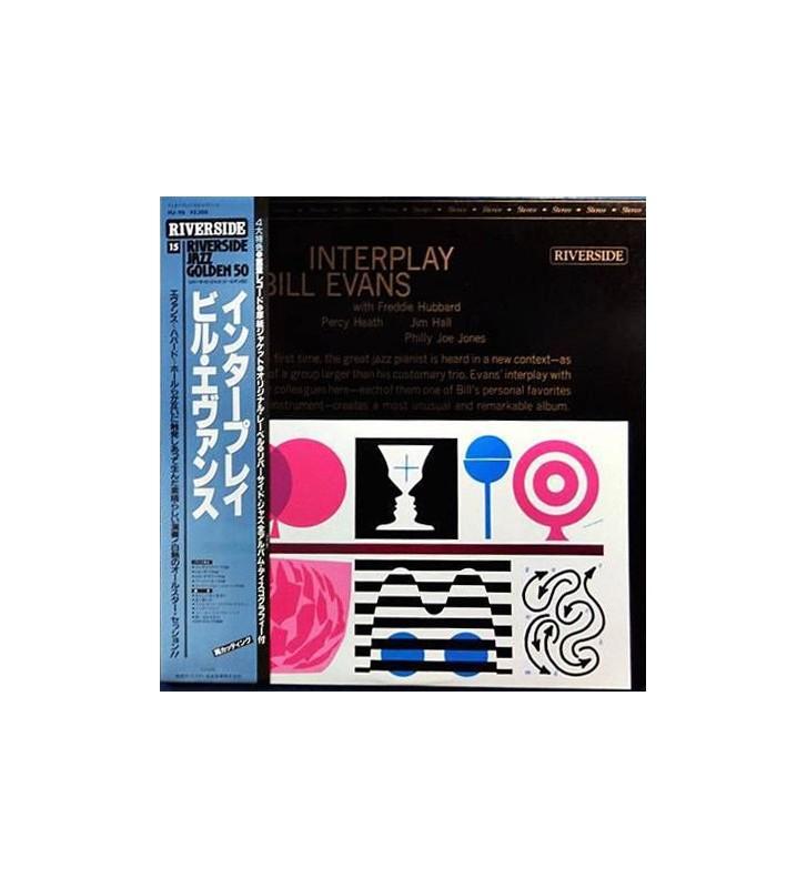 Bill Evans Quintet - Interplay (LP, Album, RE) mesvinyles.fr