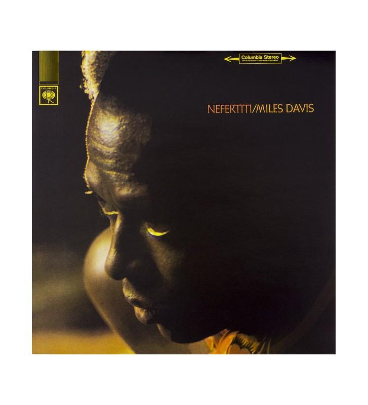 Miles Davis - Nefertiti (LP, Album, RE, 180) mesvinyles.fr