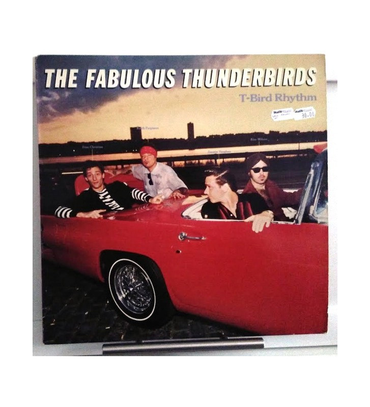 The Fabulous Thunderbirds - T-Bird Rhythm (LP, Album) mesvinyles.fr