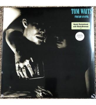 Tom Waits - Foreign Affairs (LP, Album, RE, RM, 180) mesvinyles.fr
