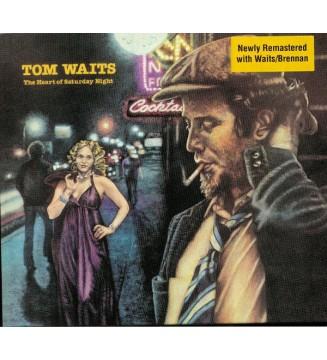 Tom Waits - The Heart Of Saturday Night (LP, Album, RE, RM, 180) mesvinyles.fr