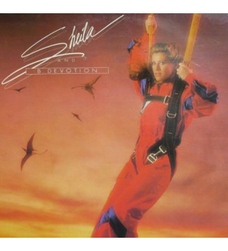 Sheila And B. Devotion* - King Of The World (LP, Album) mesvinyles.fr