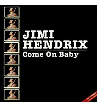 Jimi Hendrix - Come On Baby (LP, Comp) mesvinyles.fr