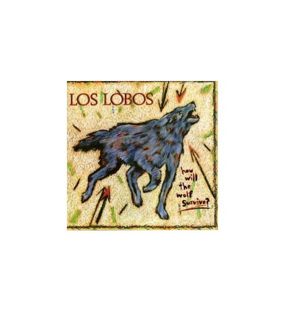 Los Lobos - How Will The Wolf Survive? (LP, Album)