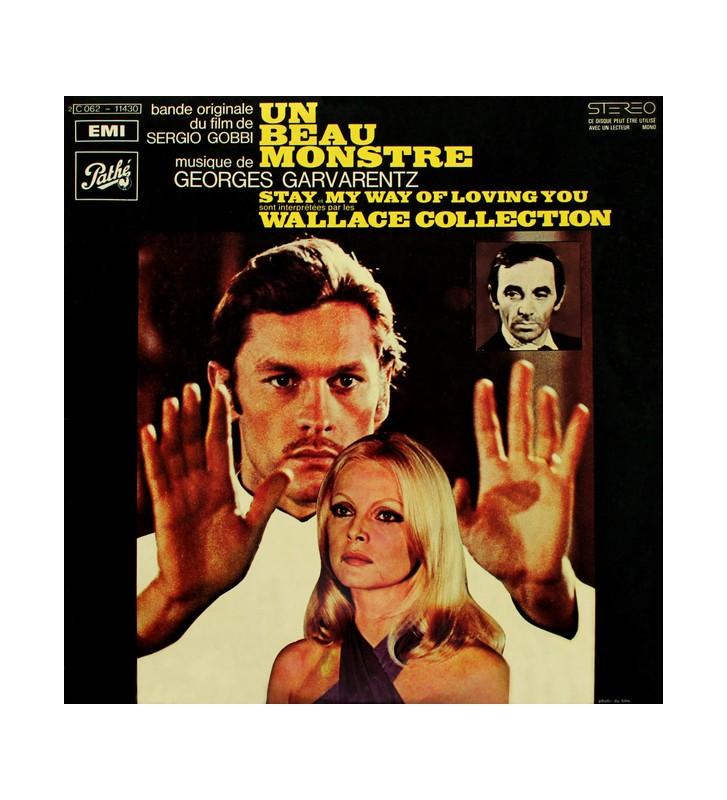 Georges Garvarentz - Un Beau Monstre (Bande Originale Du Film) (LP, Album) mesvinyles.fr