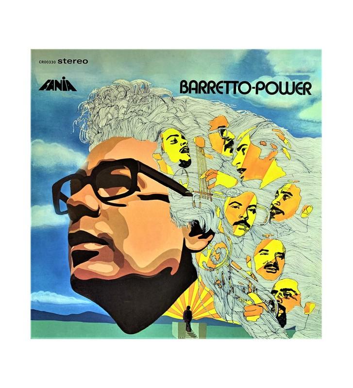 Ray Barretto - Barretto Power (LP, Album, RE) mesvinyles.fr