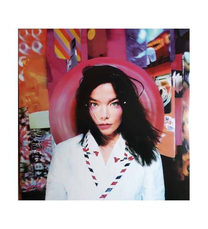 Björk - Post (LP, Album, RE, 180) mesvinyles.fr