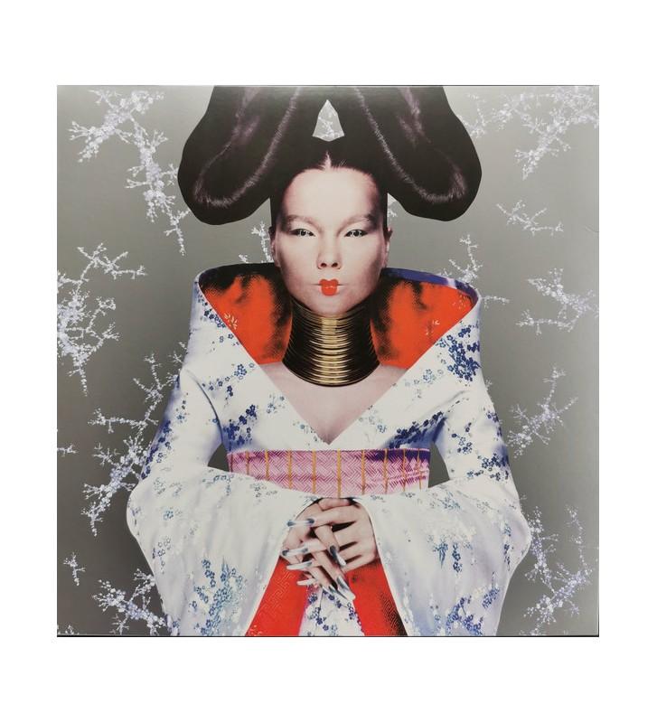Björk - Homogenic (LP, Album, RE) mesvinyles.fr