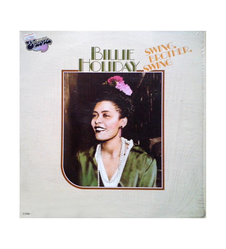 Billie Holiday - Swing, Brother, Swing (LP, Comp) mesvinyles.fr