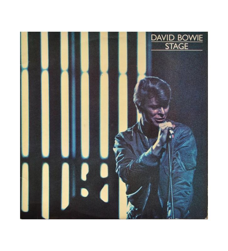 David Bowie - Stage (2xLP, Album, Gat) mesvinyles.fr
