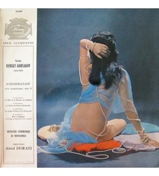 Rimsky-Korssakoff*, Minneapolis Symphony Orchestra, Antal Dorati - Scheherazade (LP, Album) mesvinyles.fr